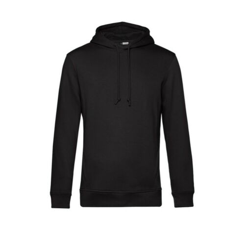 B/&C Mens Organic Hooded Sweater BC4690