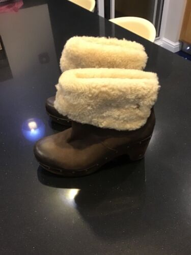 Brand in Ugg New marrone 5 Size 4 Lynnea Bcd6WqwdS