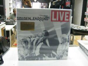 Golden Earring 2LP Europe Live 2019 Klappcover Limitierte Red 180GR. Audiophile