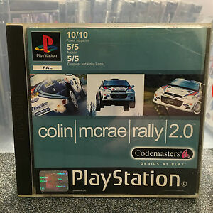 Colin Mcrae Rally 20 Playstation 1 plus booklet - <span itemprop='availableAtOrFrom'>South Woodford, London, United Kingdom</span> - Colin Mcrae Rally 20 Playstation 1 plus booklet - South Woodford, London, United Kingdom
