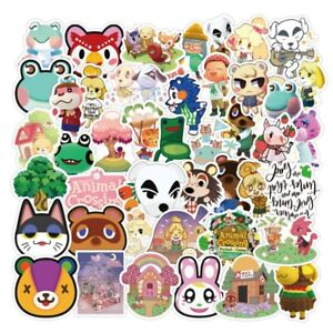 20-Different-ANIMAL-CROSSING-Art-Stickers-Laptop-Walls-PC-039-S-Mural-etc