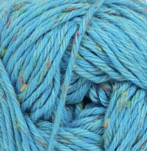 Tatamy Tweed DK Yarn #1625 Turquoise by Kraemer Yarns