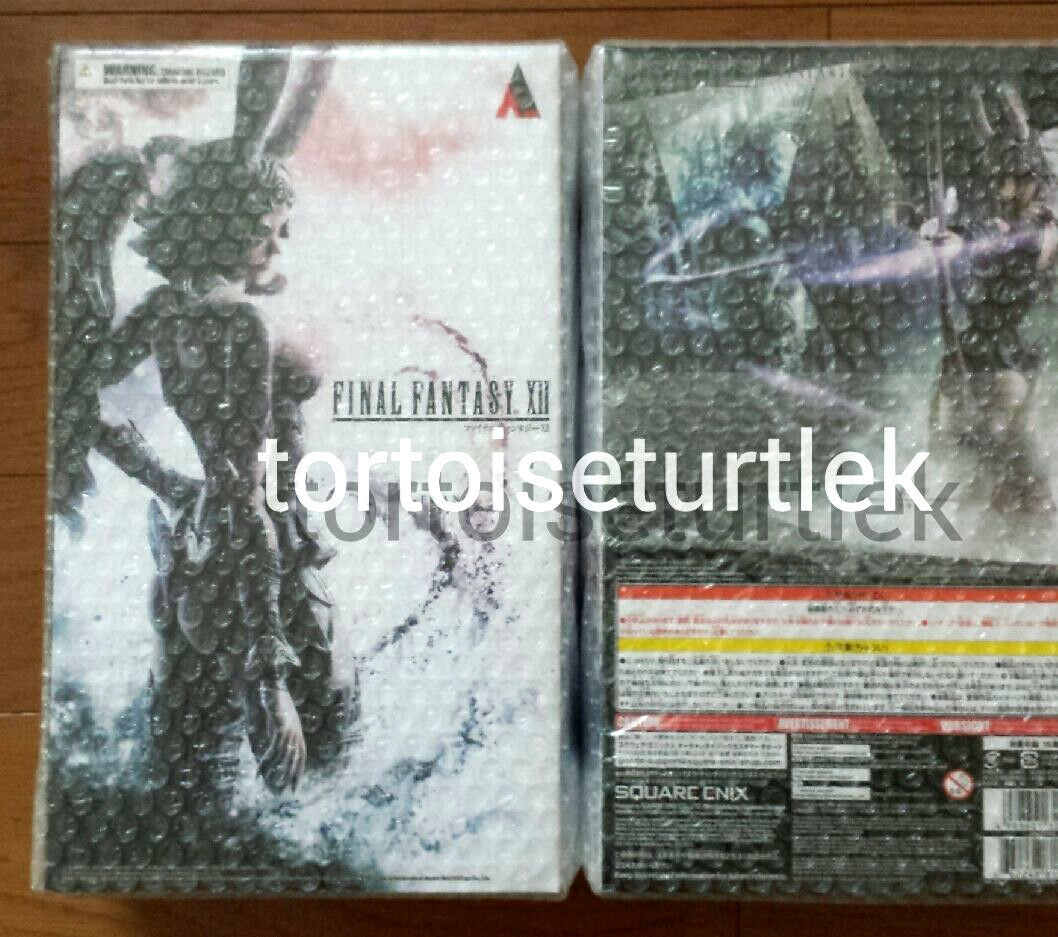 PLAY ARTS KAI FRAN FINAL FANTASY XII SQUARE ENIX FF12