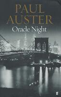 Oracle Night, Paul Auster