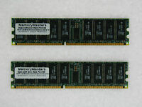 4gb (2x2gb) Mem For Intel Sbx44 Sbxl52 Tigpr2u Se7320sp2 Se7320vp2