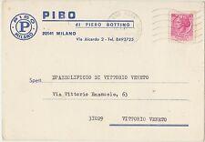MILANO - PIBO DI PIERO BOTTINO 1972