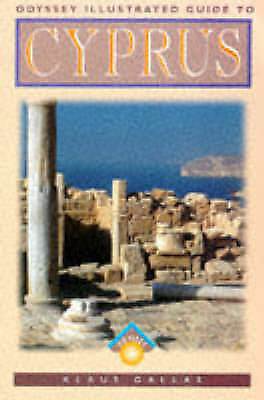 Cyprus (Odyssey Illustrated Guides), Klaus Gallas, Very Good Book