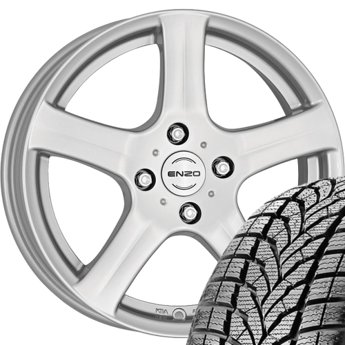 Winteraluräder HONDA Accord CU3 225/45 R18 91V Star Performer