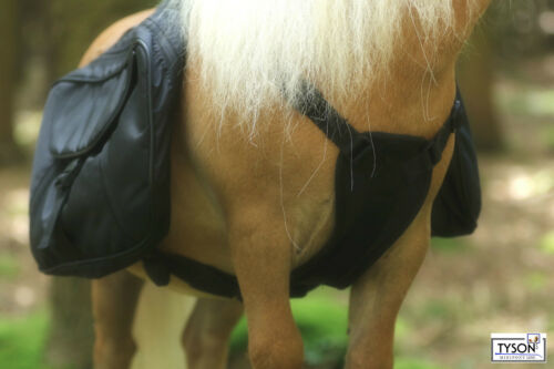 Packtasche Wanderrucksack Rucksack Minishetty Mini Shetty  Satteltasche Esel TY