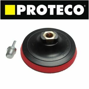 Rubber-Backing-Pad-5-Inch-125mm-Hook-amp-Loop-for-Angle-Grinder-Sander-Discs-M14x2