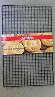 Heavy Weight Metal Nonstick Oven Cookie Cooling Baker Rack Size 16x 10 3105