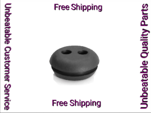 "tank hole 3//4/"" 1 Pc Rubber Grommet Fits Stihl Fuel Tank 2-hole 19mm"