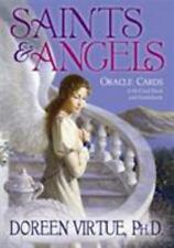 Saints & Angels Cards, Doreen Virtue, Good Book