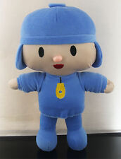 "Elly Pato Pocoyo Soft Plush Doll Figures Toy Stuffed Animal 12"" New"