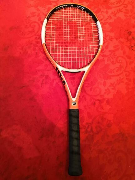 NEW RARE Wilson Ncode N TOur 95 16x20 4 1 4 grip Tennis Racquet