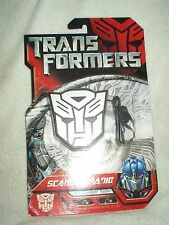 Transformers The Movie FM Scanner Radio