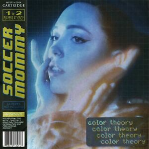 Soccer-Mommy-COLOR-THEORY-Limited-Indie-Exclusive-NEW-RANDOM-COLORED-VINYL-LP