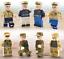 Bausteine Military Navy Army Luftwaffe Set Kinder Figuren Spielzeug Modell