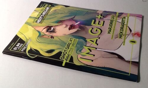 Plus 1 Magazine Image 1st Snot Girl VF//NM Walking Dead Negan Origin