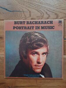 Burt-Bacharach-Portrait-In-Music-AMLS-2010-Vinyl-LP-Compilation-Gatefold