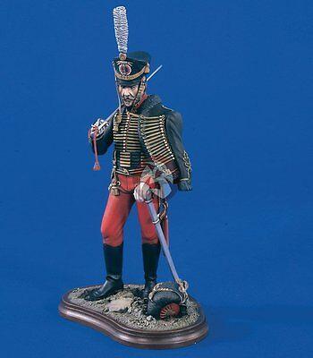 Verlinden 120mm (1/16) Russian Hussar from Irkutskii Regiment (Napoleonic) 1540