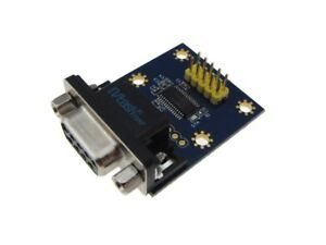 RS232-Serial-Port-To-TTL-Converter-Module-LED-DB9-Breakout-Full-Signals