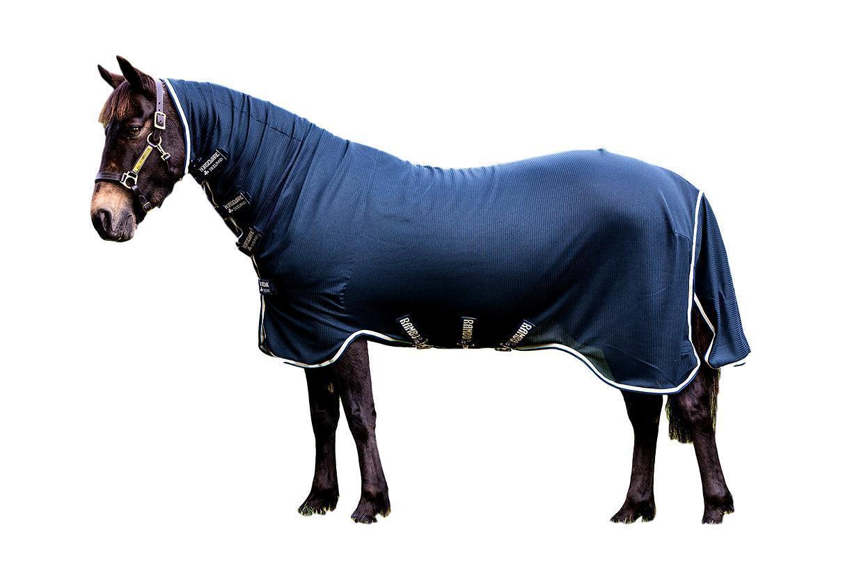 Horseware Ireland Rambo Grand Prix Dustbuster Sheet Cleans Horse's Coat