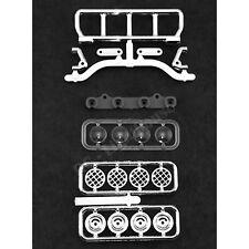 RPM Light Bar Narrow with 4 LED's 80783,  G6 Rock Traxxas Chrome w/JR male Plug