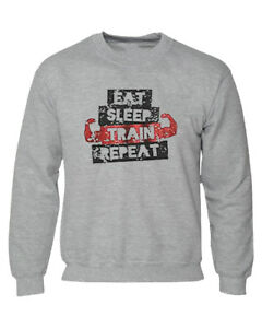 Eat-Sleep-Train-Repeat-Body-Building-Weights-Gym-Training-Sweat-Shirt-Gift