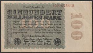 GERMANY-BANK-NOTE-1923-100-000-000-MK-SINGLE-FACE-FOLDED-NO-TEAR-NO-HOLE