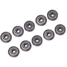 Us Stock 10pcs 635 2z 635zz Miniature Bearings Ball Mini Bearing 5 X 19 X 6mm
