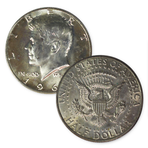 $5 Face Value 40/% Kennedy Half Dollars10 CoinsVolume Pricing
