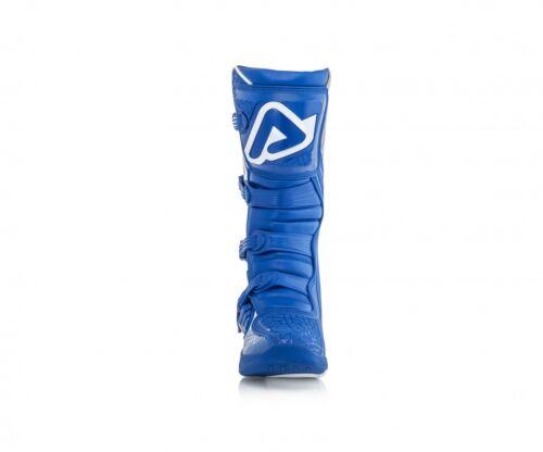 Stiefel Cross Enduro Acerbis X-Team Farbe Blau Weiss 0022999.245