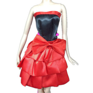 Beautiful-Handmade-Party-Clothes-Fashion-Dress-For-Doll-Best-Gift-Toys-AU