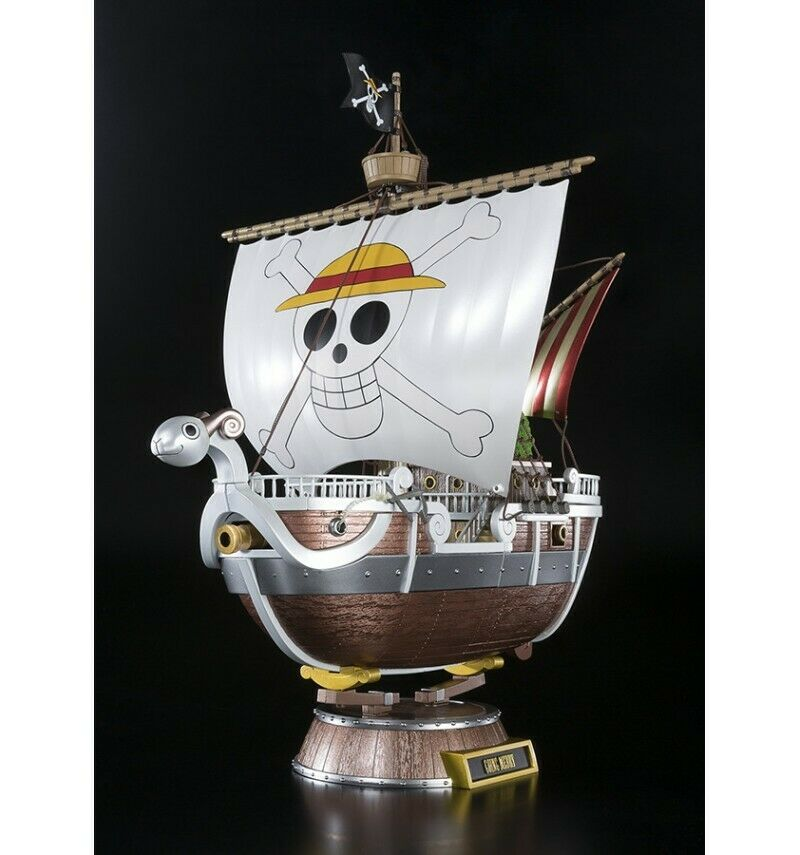 Bandai One Piece Vogue Merry Going Merry Die Cast 20th