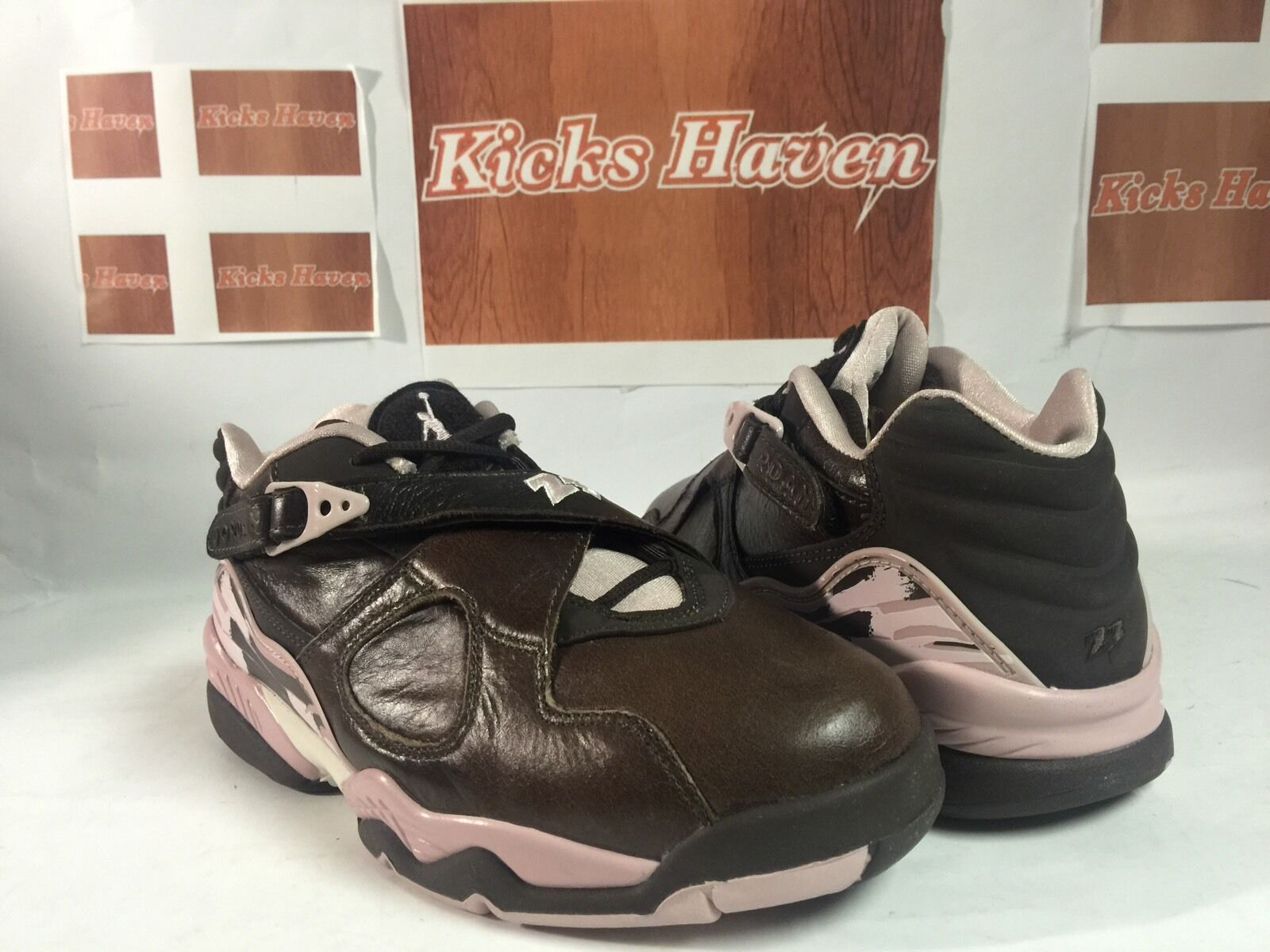 2007 Nike Air Jordan 8 Retro Low Cinder Champagne Pink WMNS Comfortable Comfortable and good-looking