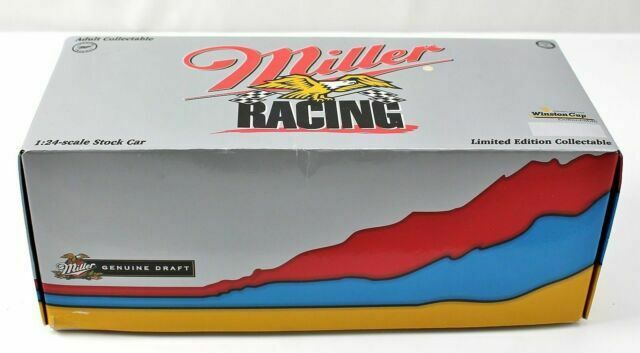 Revell Collection Rusty Wallace 2 Miller Lite 1998 Ford Taurus 1 24 For Sale Online Ebay