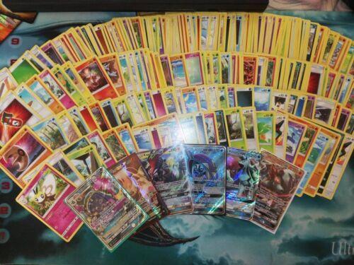 Top Angebot 50 Pokemon Karten Alle Deutsch 1 EX//GX Karte Pokemon Lots//Sam