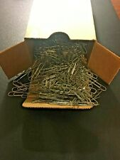 Huge Assorted Lot Of 1 Small Size Paperclips One Pound Box