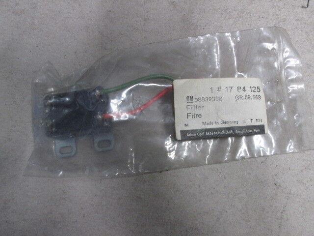 Neuer orig. OPEL Entstörkondensator für Wischermotor Rekord-D Commodore-B