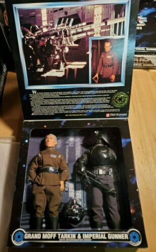 Star Wars Collector Series Variety Luke//Bib;Grand Moff//Imperial;Han//Luke Figures