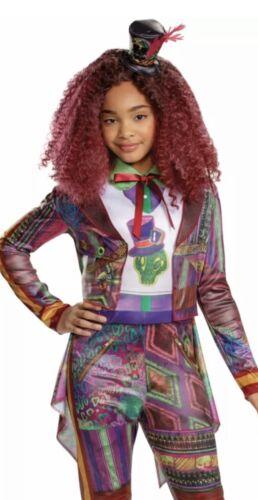 Descendants 3 Celia Costume Girls Small 4-6 Dress Up Suit New Disney