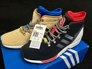 Unique Color Adidas Mismatched Zx Original Rare Winter Flux Entrenadores Uk11 Boots 6zzwpnq5A