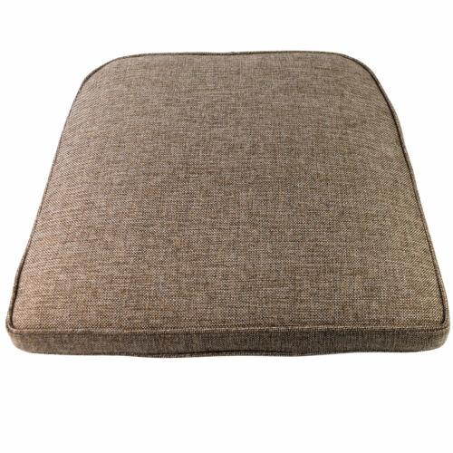 Verschieden Sitzkissen-Sets Stuhlkissen Outdoorkissen Polsterkissen 48x48x5cm