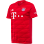 adidas-Men-039-s-Bayern-Munich-2019-2020-Stadium-Replica-Home-Jersey-New thumbnail 1