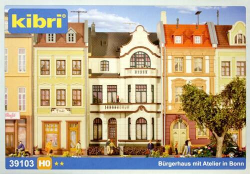 Kibri 39103 Spur H0 Bürgerhaus mit Atellier NEU und OVP 9103