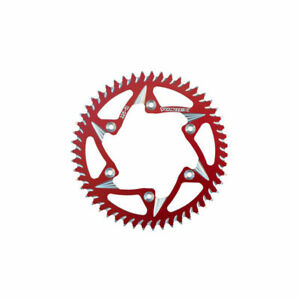 VORTEX CAT5 REAR ALUMINUM SPROCKET RED 47T PART# 435ZR-47 NEW