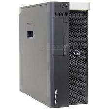Dell Workstation Precision T3600 QC Xeon E5-1603 2,8GHz 8GB 500GB