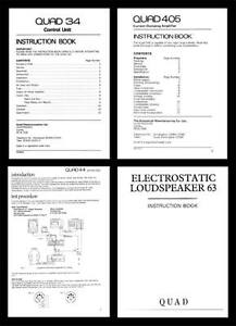QUAD-ESL57-ESL63-OTHER-SERVICE-MANUALS-ON-CD-R