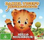 Daniel Tiger's Neighbourhood - Hello Neighbour! (DVD, 2013)
